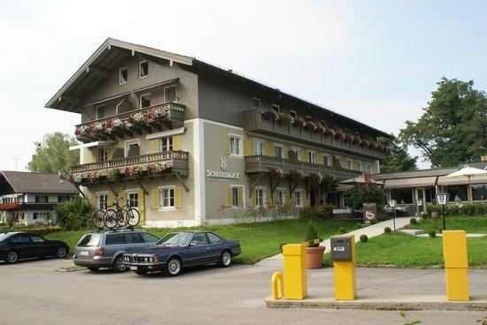 Hotel Schlossblick Chiemsee: L'hôtel