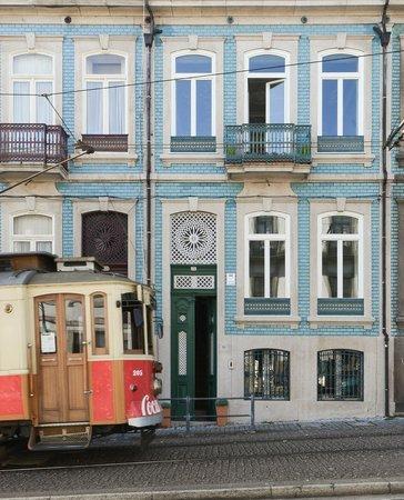 Maison Des Amis Porto Guest House Fachada