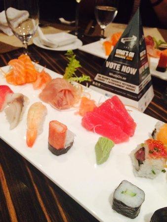 Creekside Japanese Restaurant: Sushi time!!!