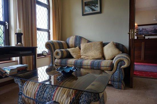 Bunratty Villa: Guest lounge
