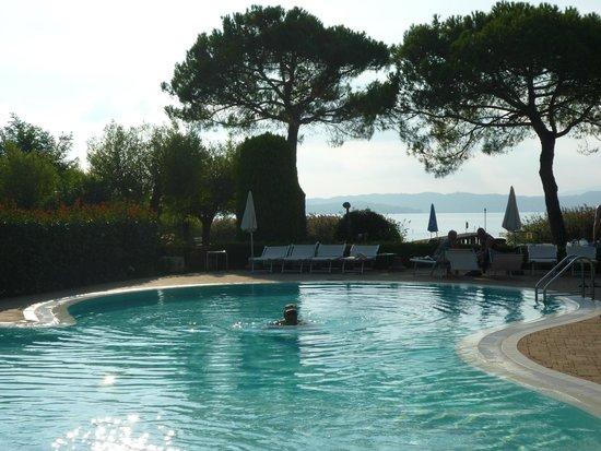 Hotel Miramar: Pool fast immer für einem alleine