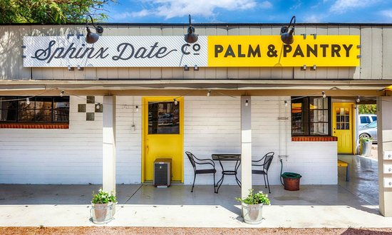 Sphinx Date Co. Palm & Pantry