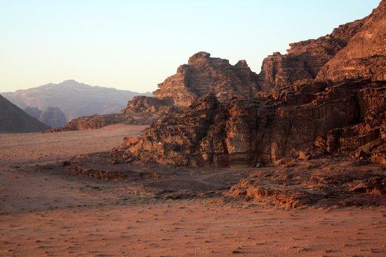 Jordan Nomads: The scenery