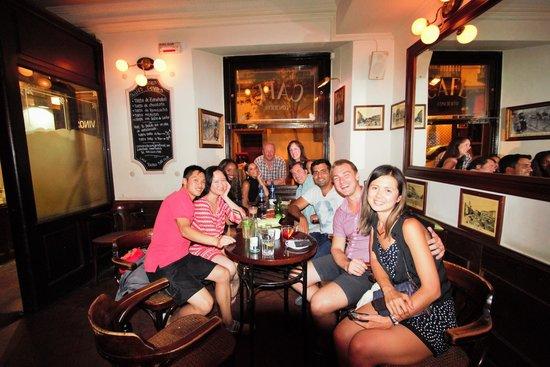 Adventurous Appetites Tapas Tour: Tapas Tour Group
