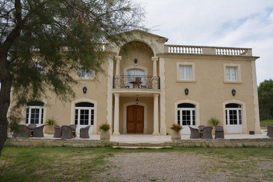 Le Mas Des Sables : Die Villa mit etwas teureren Zimmern