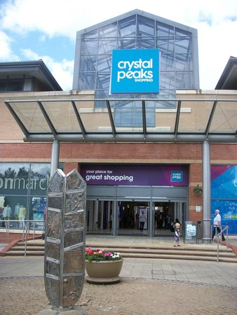 ‪Crystal Peaks Shopping Mall & Retail Park‬
