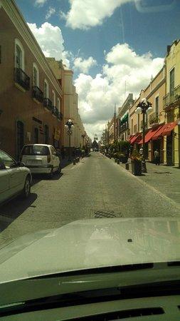Street of Candies: calle 6 oriente