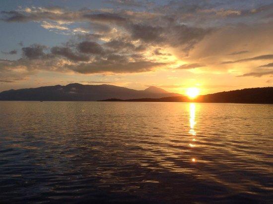 Sail Ionian Yacht Charter: Ionian Sea - dawn, early September