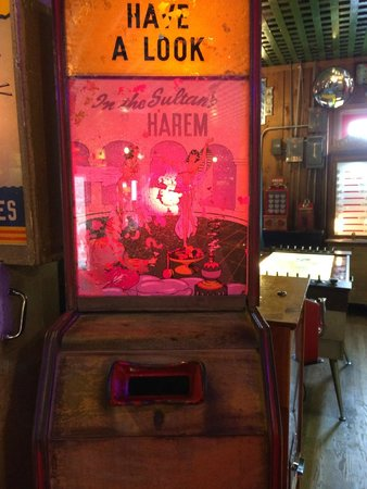 Arcade Amusements, Inc : Sultan's Harem