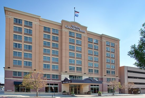 Hilton Garden Inn Omaha Downtown / Old Market Area: Hilton Garden Inn Old Market-Downtown Omaha