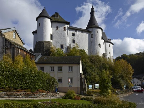 Hotel International : Château de Clervaux