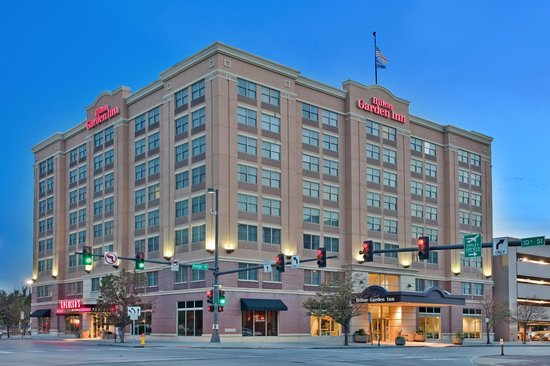 Hilton Garden Inn Omaha Downtown / Old Market Area: Hilton Garden Inn Downtown Omaha