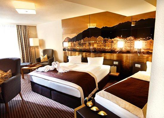 Classic innsbruck zimmer bild von hotel innsbruck for Innsbruck design hotel