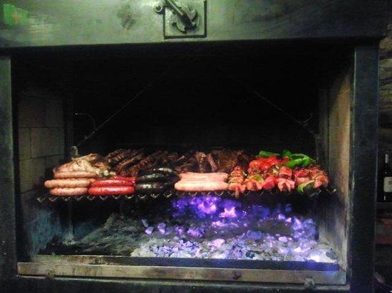 Luarca, Ισπανία: La Parrilla
