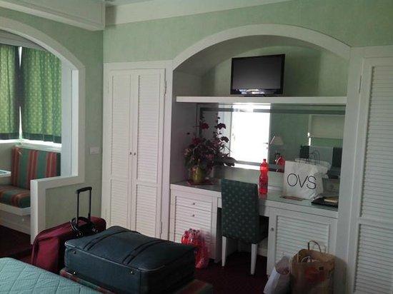 Hotel Estense: Panoramica Junior Suite