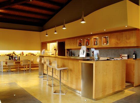 Allerona, Италия: Tasting room