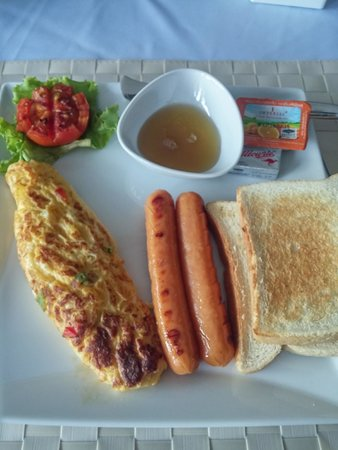 Patong Signature Boutique Hotel: breakfast