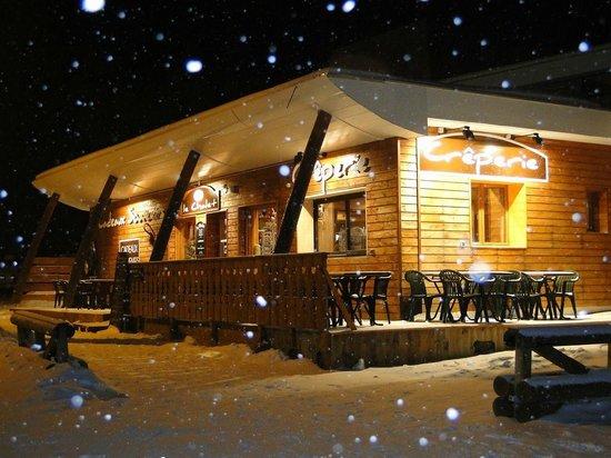 Le chalet chamrousse restaurant avis num ro de t l phone photos tr - Restaurant d altitude chamrousse ...