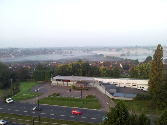 Coventry Hill Hotel: 7th floor views