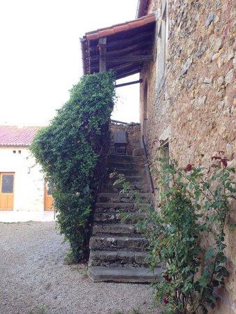 Le Vieux Chateau - chambres et table d'hotes : Un endroit paisible