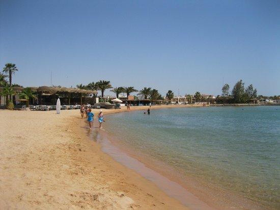 Lotus Bay: Море и пляж