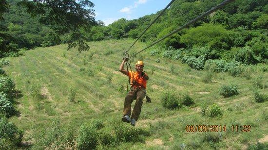 Huana Coa Canopy Adventure mas paisajes & Huana Coa baby! - Picture of Huana Coa Canopy Adventure Mazatlan ...