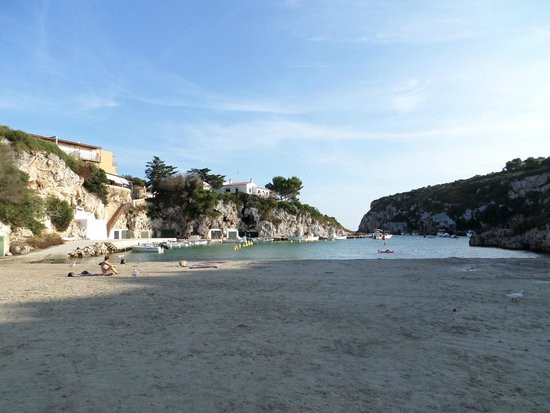 Grupotel Mar de Menorca: Second beach