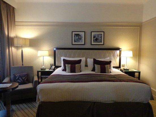 Paris Marriott Opera Ambassador Hotel : Confortável