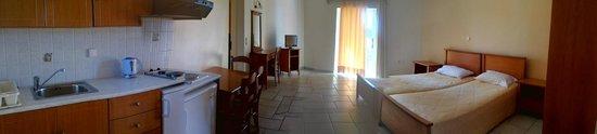 Arkadia Hotel : camera