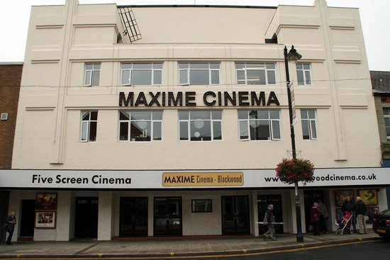 ‪Maxime Cinema‬