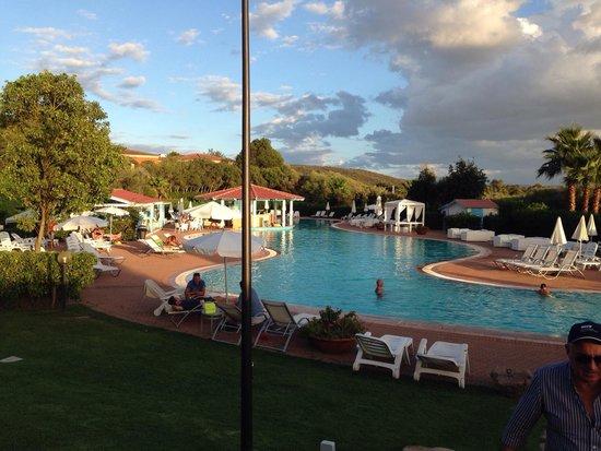 Geovillage Sport Wellness & Convention Resort : Piscina esterna