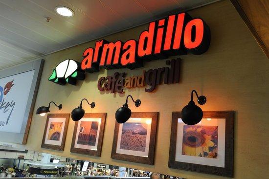 Armadillo Cafe and Grill: Armadillo