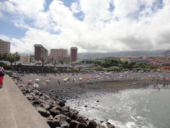 Don Manolito Hotel: Plaża z wc