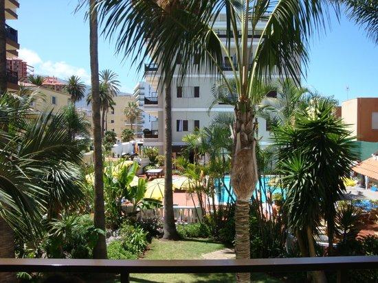 Don Manolito Hotel: Widok z pokoju nr 215
