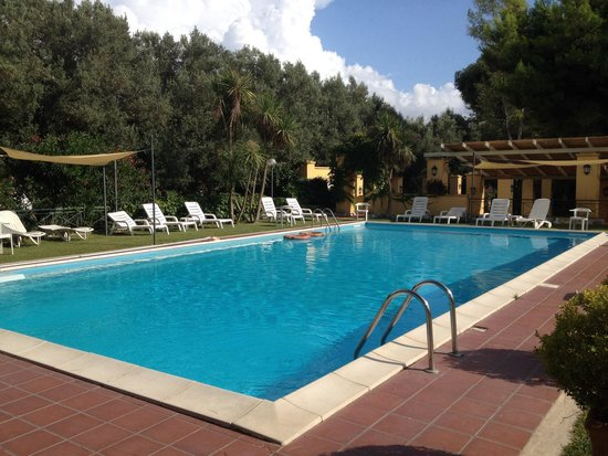Hotel Villa Rita: Belle piscine