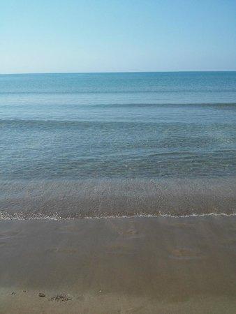 Kalamaki Beach: mare kalamaki