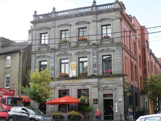 Kilkenny Hibernian Hotel: Charming Place