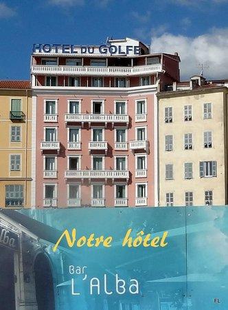 Hotel du Golfe : L'hôtel du Golf