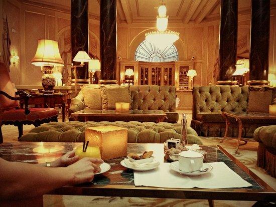 El Palace Hotel: Detalles