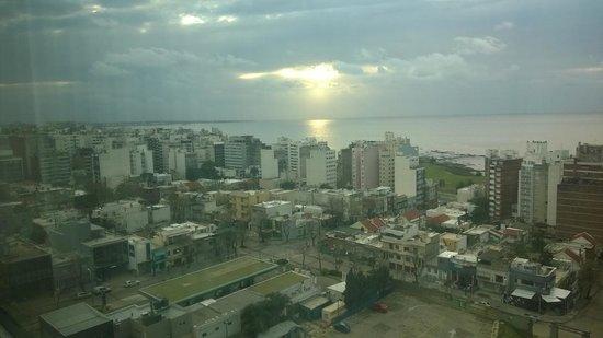 Hotel Sheraton Montevideo: Vista desde Piso 18