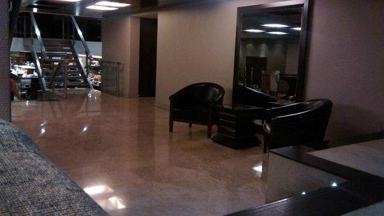 Grand King Hotel: Sala ambiente