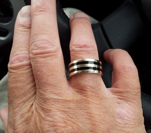 Black Market Jewellry: Ring 1