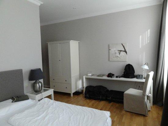 Gutshof Havelland: Komfortzimmer im Haupthaus