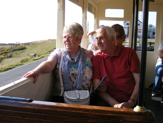 Great Orme Tramway: Views to make you smile