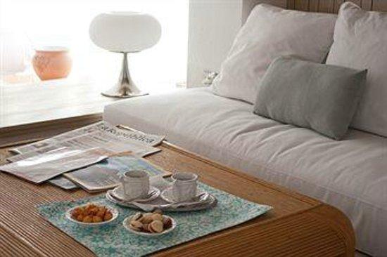 Barra Brava Casa de Mar: Desayuno