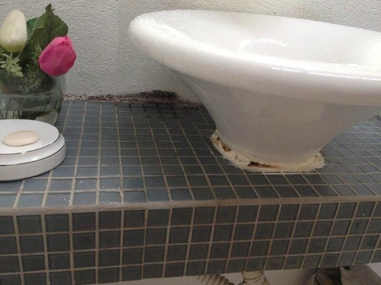 Liart Hotel: ванная
