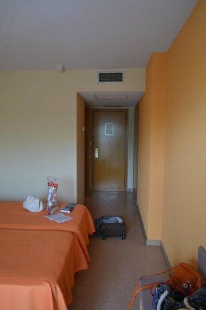 Hotel Mercury: Наш номер