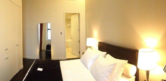 Hotel St Paul: Chambre