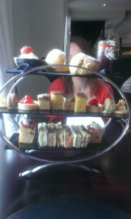 Hotel Colessio: Lovely Afternoon Tea