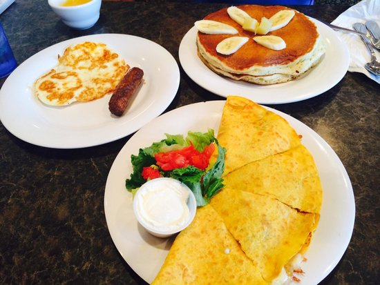 Citrus Breakfast and Lunch: Great food!
